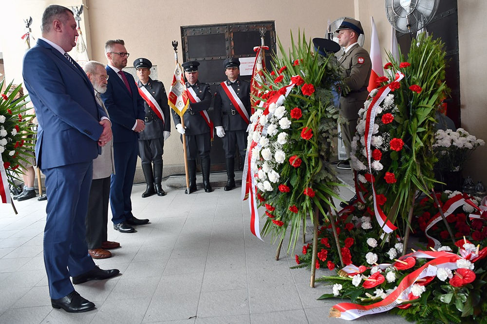 Obchody 75. rocznicy Powstania Warszawskiego w PWPW S.A.